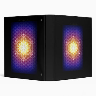 Metatron's Cube/Flower of Life Binder