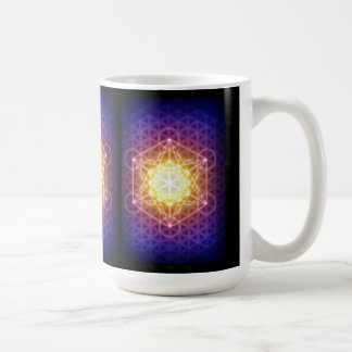 Metatron's Cube/Flower of Life Mug