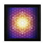 Metatron's Cube/Flower of Life Trinket Box