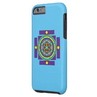 Metatron's Cube Merkaba Mandala Tough iPhone 6 Case
