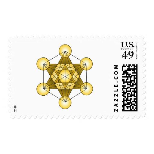 Metatron's Cube Postage