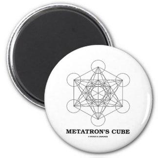 Metatron's Cube (Sacred Geometry) Fridge Magnets