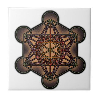 Metatron's Cube - Sacred Geometry Symbol Tiles