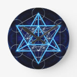 Metatrons dado - Merkaba estrella Tetraeder - Relojes