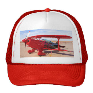 Meteor Pitts Mesh Hats