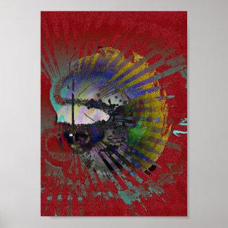 Meteor Poster