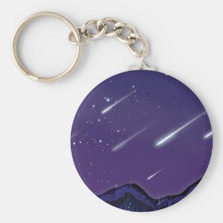 Meteor Shower Keychain