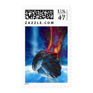 Meteor Stamp