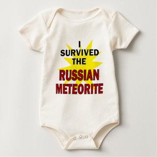 Meteor Survivor Baby Bodysuit
