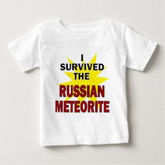 Meteor Survivor Baby T-Shirt