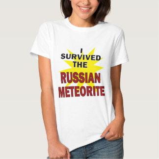 Meteor Survivor Tee Shirt