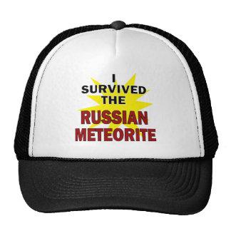 Meteor Survivor Trucker Hat