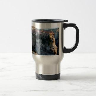 meteora  --Grecia--541915-. [kan.k] Taza De Café