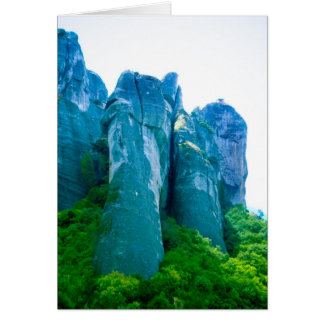 Meteora, Greece Card