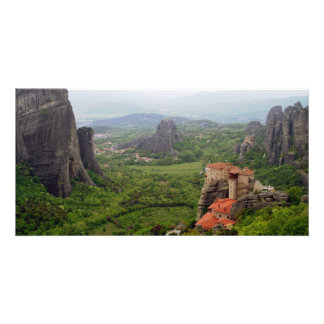 Meteora – Thessaly Card