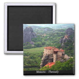 Meteora – Thessaly Magnets