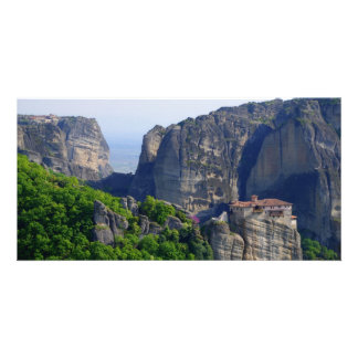 Meteora – Thessaly Photo Card Template