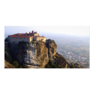 Meteora – Thessaly Personalized Photo Card