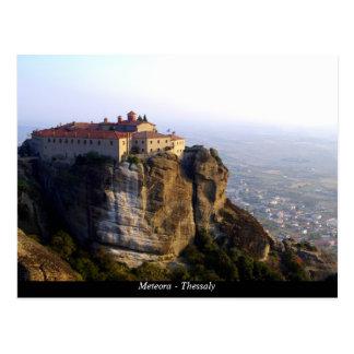 Meteora - Thessaly Tarjetas Postales
