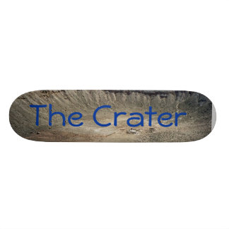 Meteorcrater, The Crater Skateboard