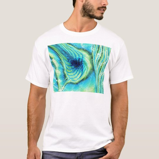 Meteorically Aqueous T-Shirt