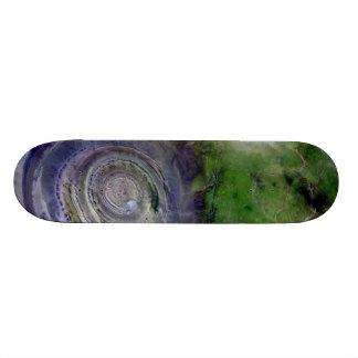 Meteorite <br> Skateboard