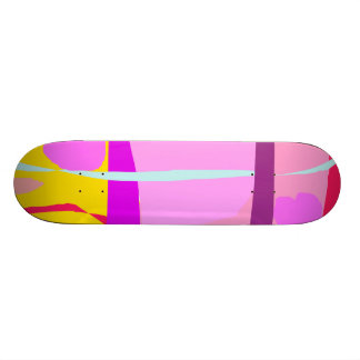 Meteorite Dark Matter Light Speed Time Skateboard Decks