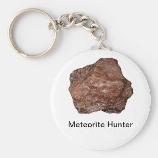 Meteorite Hunter Keychain 1