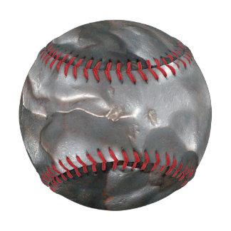 Meteorite Rock, Metallic Print Regulation Baseball