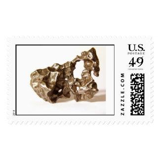 Meteorite Sikhote-Alin Postage