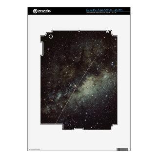 Meteorite Streak Decals For iPad 3