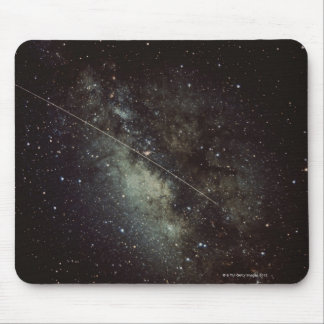 Meteorite Streak Mouse Pad