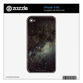 Meteorite Streak Skin For The iPhone 4