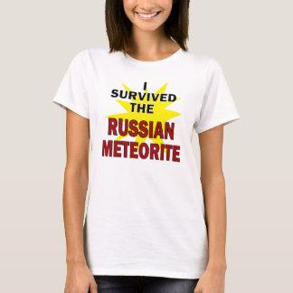 Meteorite Survivor T-Shirt