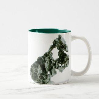 Meteorito de Sikhote-Alin Taza De Café