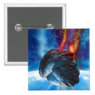 Meteorito Pins