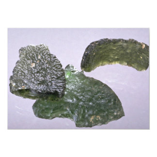 Meteoritos de cristal (tektites)