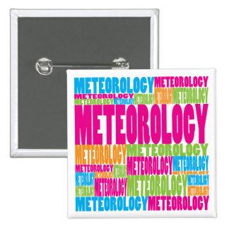 Meteorología colorida pin