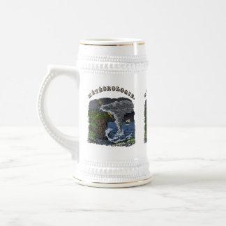 Meteorologie, 1830 jarra de cerveza