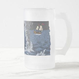 Meteorologie, 1830 taza de cristal