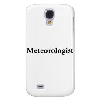 Meteorologist Samsung Galaxy S4 Covers