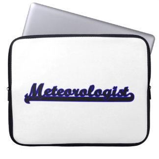 Meteorologist Classic Job Design Laptop Computer Sleeves