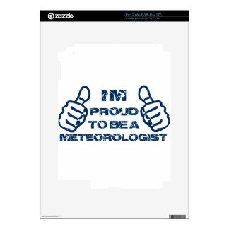 Meteorologist Design iPad 2 Skins