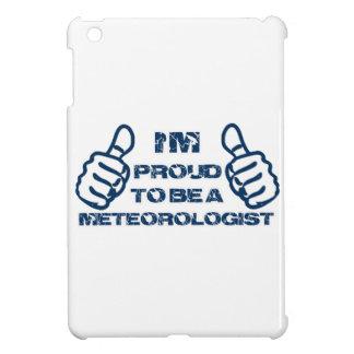 Meteorologist Design iPad Mini Case