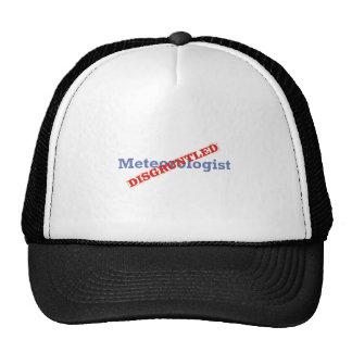 Meteorologist / Disgruntled Trucker Hat