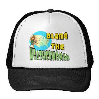 Meteorologist Mesh Hat