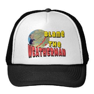 Meteorologist Hat