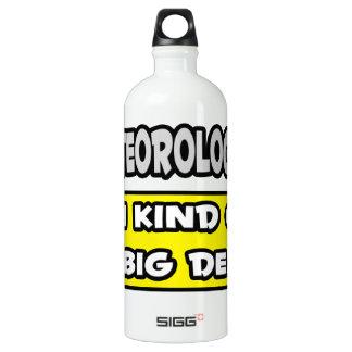 Meteorologist .. I'm Kind of a Big Deal Water Bottle