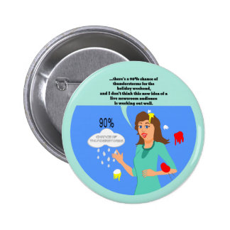 Meteorologist Live Audience Fail Pins