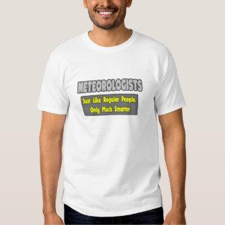 Meteorólogos… más elegantes poleras